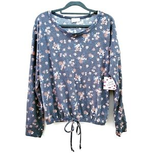 NWT Free Kisses | Floral Long Sleeve with …